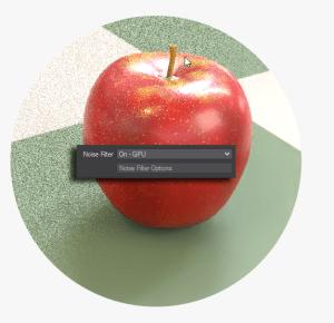 NVIDIA OptiX™ Denoising