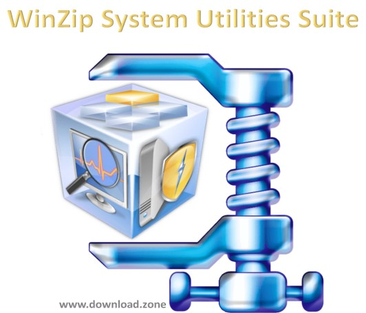 WinZip System Utilities Suite Software