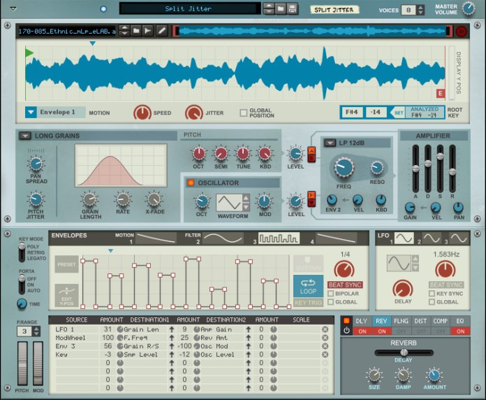 Reason-software-showing-grain-instrumental