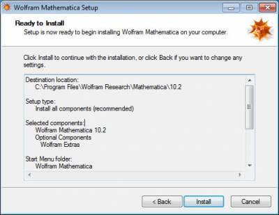 mathematica install