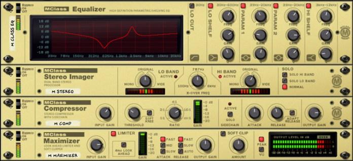 MClass-Mastering-Suite-effect