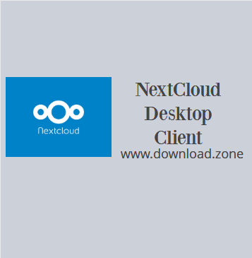 NextCloud Desktop Client Picture