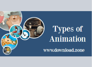 Types of Animation Picture