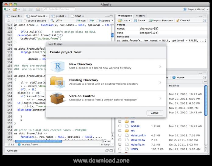rstudio-execute code