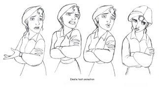 traditional animation, types of animation