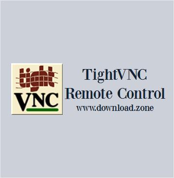 TightVNC Remote Control