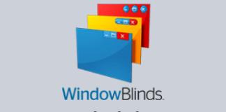 WindowBlinds Desktop Software