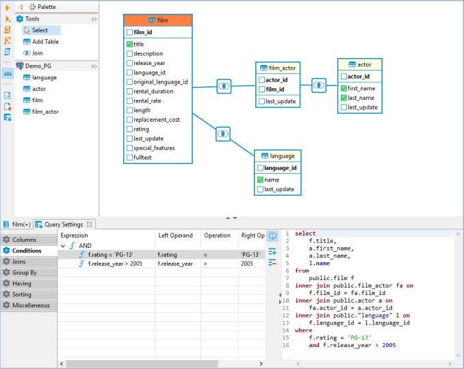 visual-query-builder