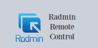 Radmin Remote Control Picture