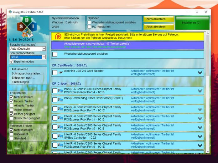 Snappy-Driver-Installer-1.19.4-R1904-Download
