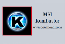 MSI Kombuster For Download.zone