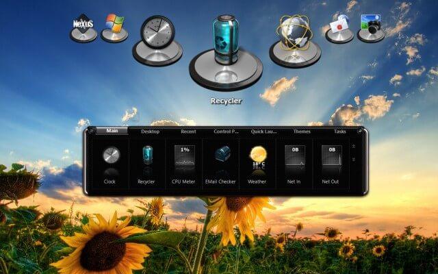 WinStep Nexus Dock Shelves Manager