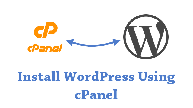 Install-WordPress-Using-cPanel