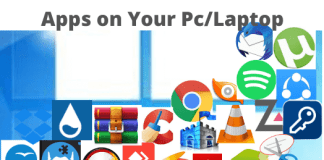 must have apps on your pc
