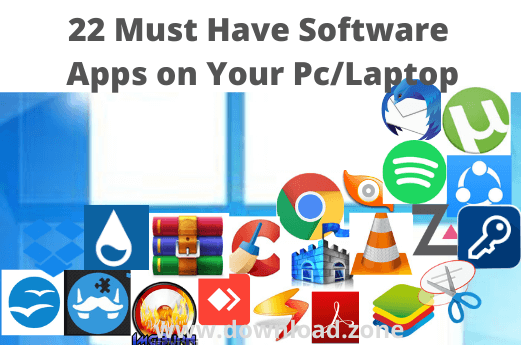22 must download free software on your pc