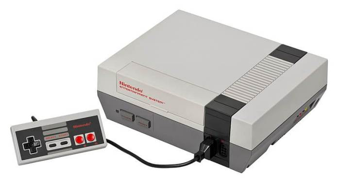 Third Generation of video game console