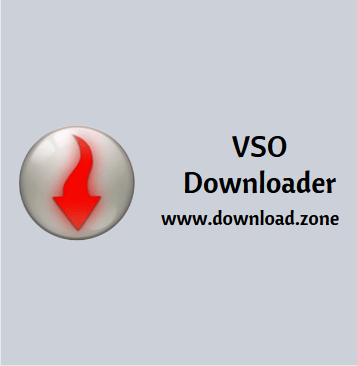 VSO Downloader Software
