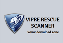 Vipre rescue Scanner Free Download