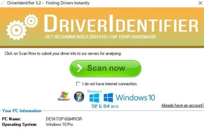 driver identifier software