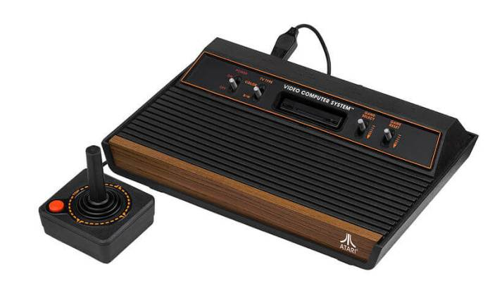 second genration of video game console