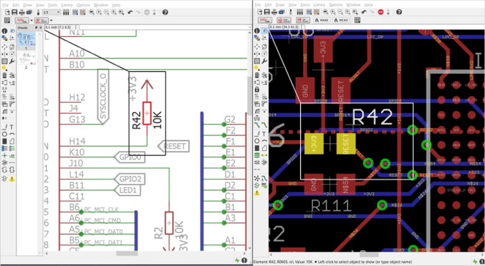 Draw PCB Design