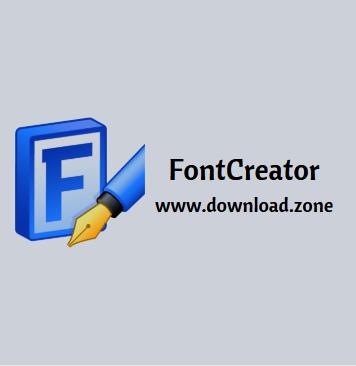 FontCreator Create A Font