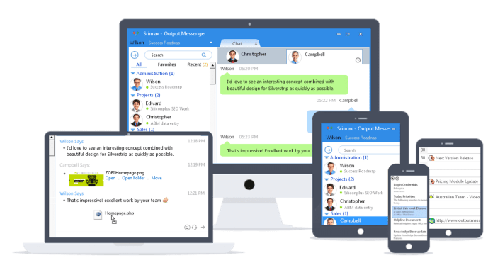 OutputMessenger_New_Features