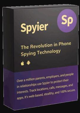 spyier spy app for phone