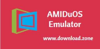 AMIDUOS Emulator For PC