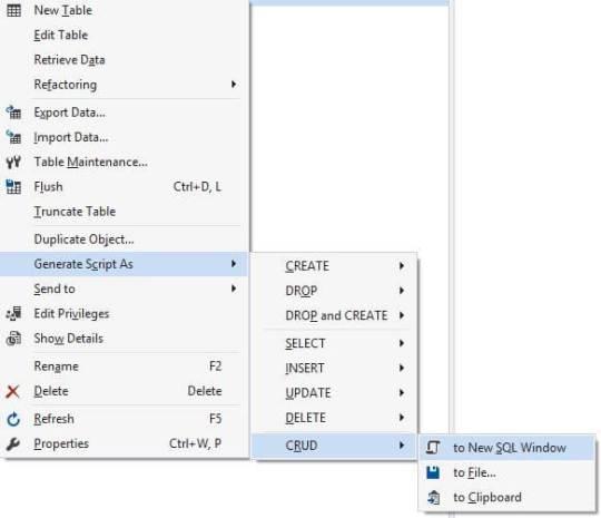 dbforge-studio-for-mysql-crud-generator