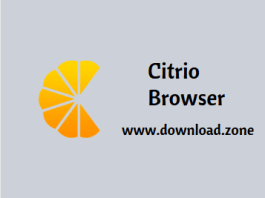 Citrio Browser Free Download