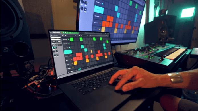 Roland-Zenbeats-in-studio-music-creation-app