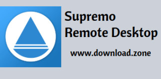 Supremo Remote desktop Software