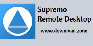 Supremo Remote desktop Software