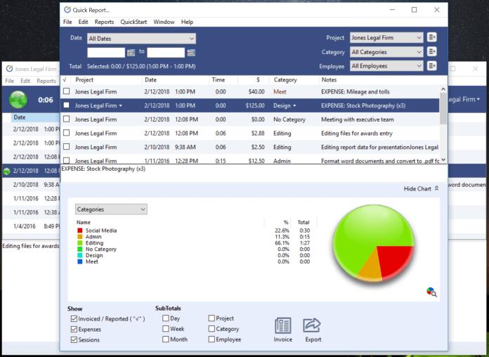 Time Management Software