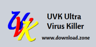 UVK Ultra Virus Killer Free Download