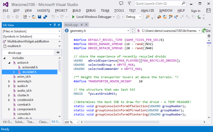Visual Assist For Visual Studio