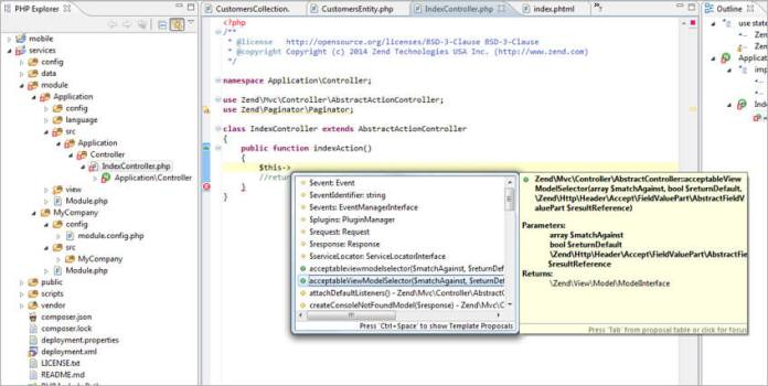 php-code-editor