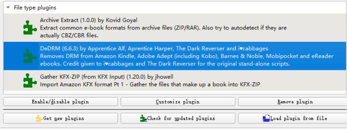 File Type Plugin