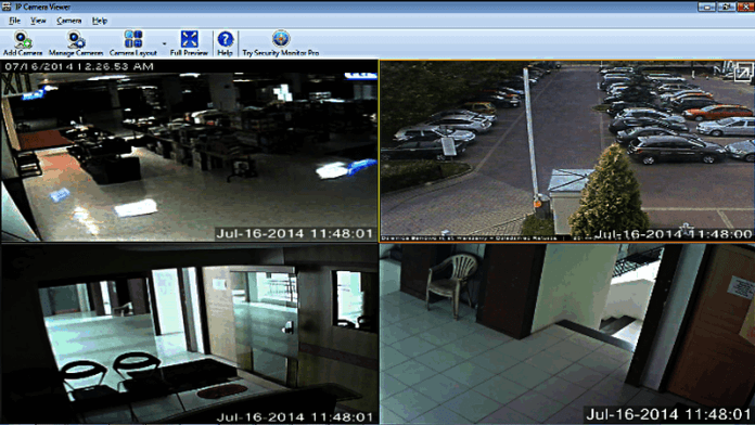 Manage IP Camera