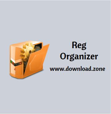 Reg Organizer Software free Download
