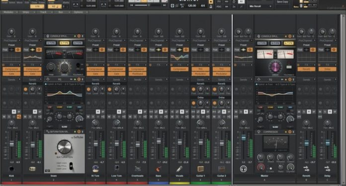 Sonar Re-launches As Free DAW