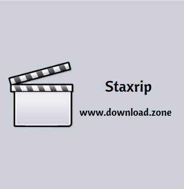Staxrip Software Free Download
