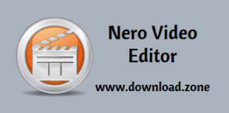 Nero Video Editor Software