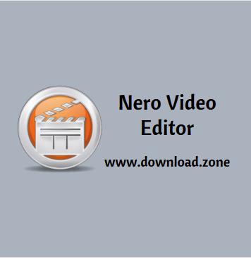 Nero Video Editor Software