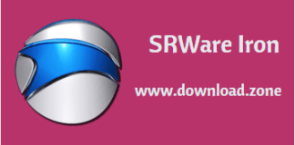 SRWare Iron Software Free Download