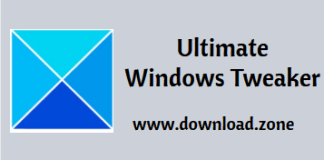 Ultimate Windows Tweaker Software