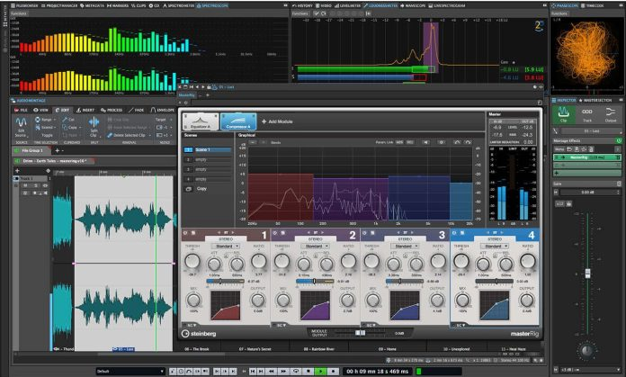 WaveLab-Pro-10-sound-master-effects-in-audio-editor