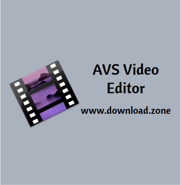 AVS Video Editor Software For PC
