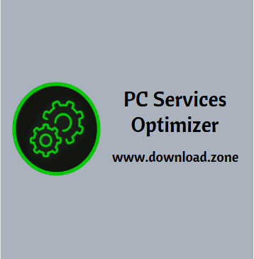 PC Services Optimizer Software For Windows